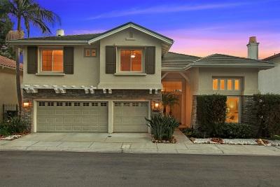 La Jolla Single Family Home For Sale: 6057 Firwood Row