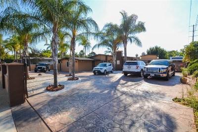 Single Family Home For Sale: 4804 Bram Ave