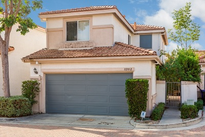 San Diego Single Family Home For Sale: 8291 Gold Coast Dr #2