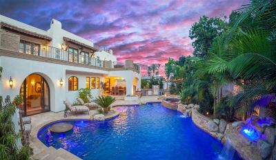 Coronado Single Family Home For Sale: 1100 Alameda Blvd