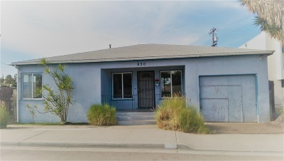 Single Family Home For Sale: 650 3rd St