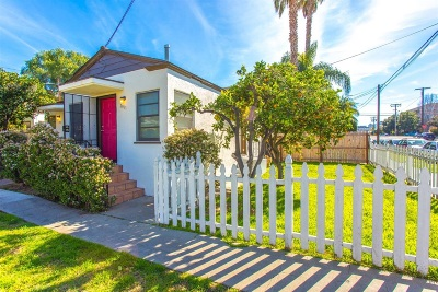 San Diego Multi Family 2-4 For Sale: 2051-57 2nd Avenue