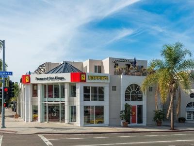 La Jolla Attached For Sale: 7514 Girard Ave #E