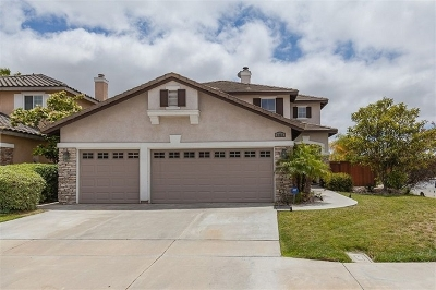Rancho Del Rey Single Family Home For Sale: 1052 Camino Espuelas