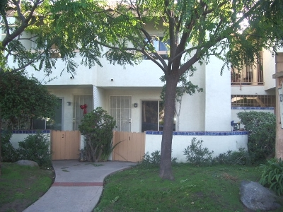 San Diego Attached For Sale: 1221 Essex Street #1