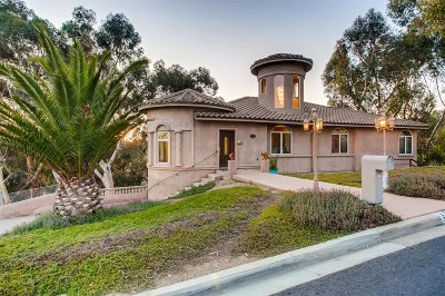 Oceanside Single Family Home For Sale: 537 Hoover