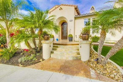 Carlsbad Single Family Home For Sale: 7455 Circulo Sequoia
