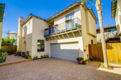 Coronado Single Family Home For Sale: 928 10th Street