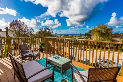 La Jolla Single Family Home For Sale: 1335 Virginia Wy