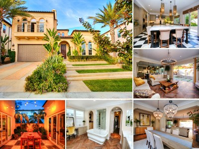 Carlsbad, Carlsabd Single Family Home For Sale: 3450 Sitio Sandia