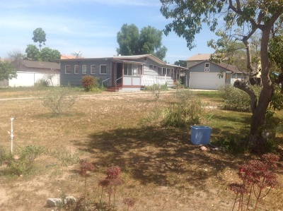 San Diego County Single Family Home For Sale: 577 4th Ave