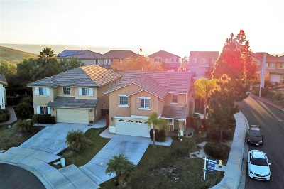 San Diego Single Family Home For Sale: 1474 Wyatt Ct