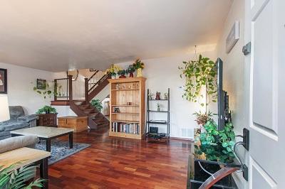 San Diego County Townhouse For Sale: 7819 Rancho Fanita Dr #B