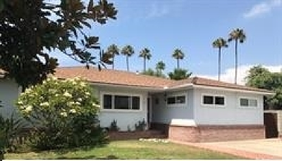 San Diego Single Family Home Contingent: 5882 Adams Ave