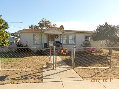 Single Family Home For Sale: 571 11th