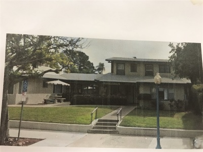 San Diego Multi Family 5+ For Sale: 2445-2459 Broadway