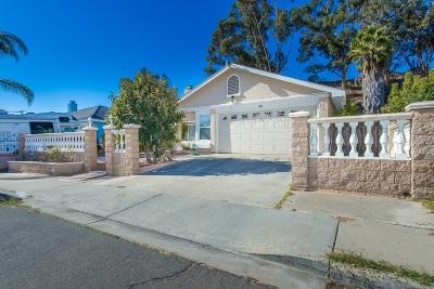 San Diego Single Family Home For Sale: 562 S Radio Drive