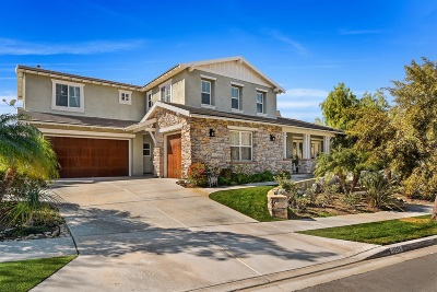San Diego Single Family Home For Sale: 13303 Greenstone Ct.
