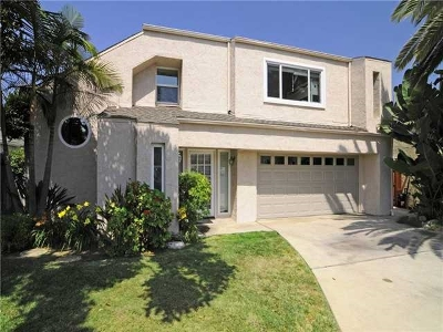 Solana Beach Single Family Home For Sale: 308 N Sierra