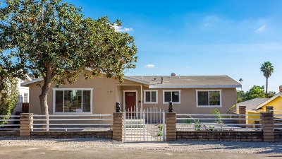 Single Family Home For Sale: 429 E 10th Ave