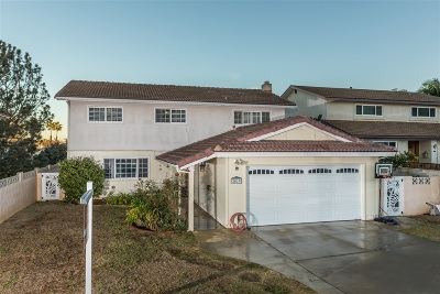Point Loma, Point Loma Estates, Point Loma Heights, Point Loma Portal, Point Loma/Tingley Estates Single Family Home For Sale: 2019 Mendocino Blvd