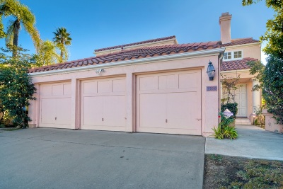 San Diego Single Family Home For Sale: 10662 Sunset Ridge Dr