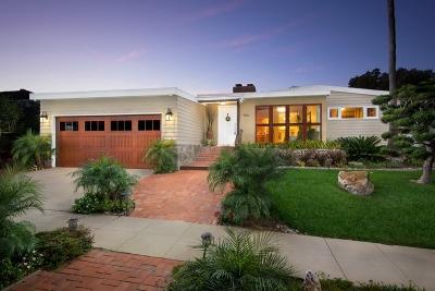San Diego Single Family Home For Sale: 1016 Tarento Dr