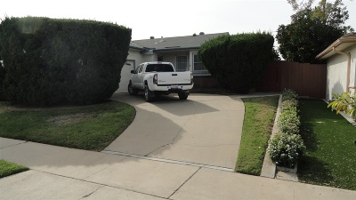 San Diego CA Single Family Home For Sale: $530,000