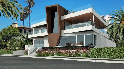 Single Family Home For Sale: 6277 Camino De La Costa