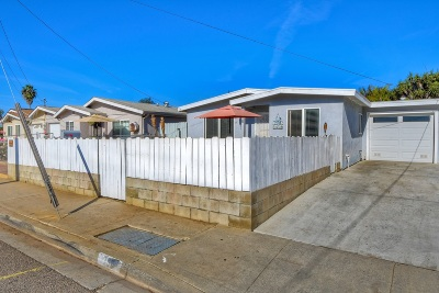 Carlsbad Attached For Sale: 788 Magnolia Ave.