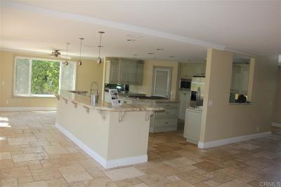 Rancho Santa Fe Single Family Home For Sale: 16108 Via Madera Circa W