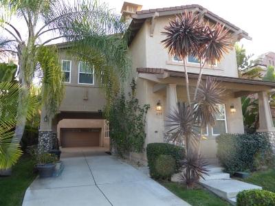 San Marcos Rental For Rent: 1139 Calistoga Way