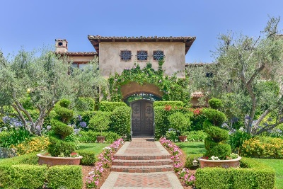 Rancho Santa Fe Single Family Home For Sale: 18462 Calle La Serra