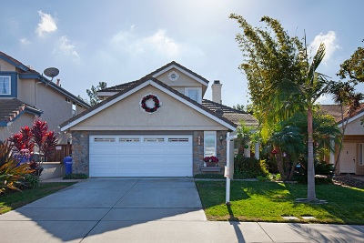 San Marcos Single Family Home Sold: 986 Mendocino Dr.