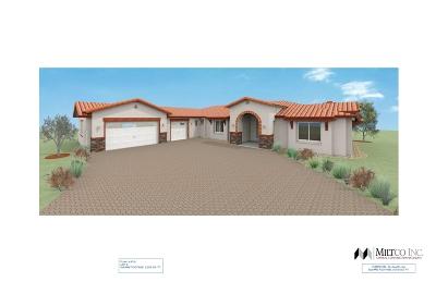 el cajon Single Family Home For Sale: 11218 Fuerte Drive