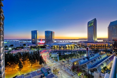 San Diego Attached For Sale: 555 Front St #1302