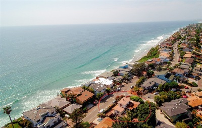 Encinitas Single Family Home For Sale: 675 Neptune Avenue