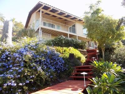 el cajon Single Family Home For Sale: 2360 Cerro Sereno
