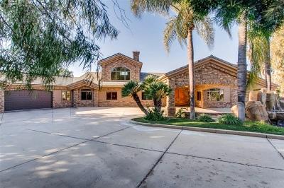 el cajon Single Family Home For Sale: 2215 Springtime Lane