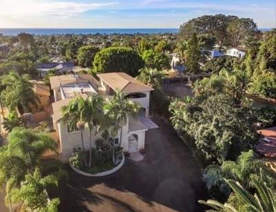 Encinitas Single Family Home For Sale: 1280 Santa Fe Dr
