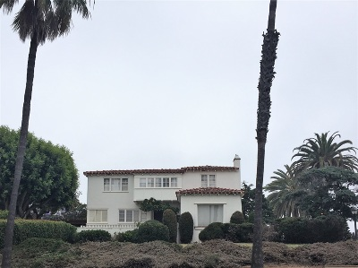 Single Family Home For Sale: Santa Barbara St