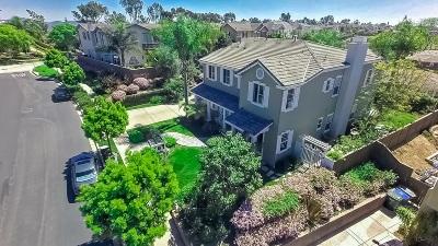 Encinitas Single Family Home For Sale: 1499 Paseo De Las Flores
