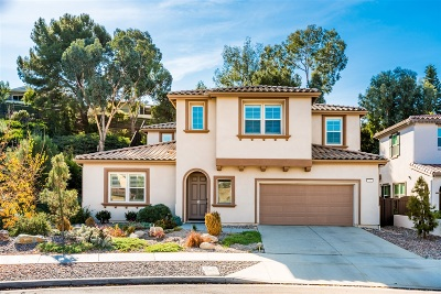 Carlsabd, Carlsbad Single Family Home For Sale: 5444 Reef Circle