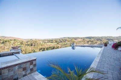 Rancho Santa Fe Single Family Home For Sale: 17511 Caminito De Los Escoses