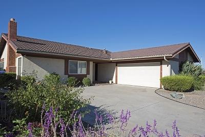 Single Family Home For Sale: 12265 Casero Ct