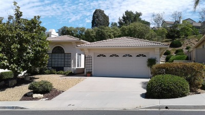 Rancho Bernardo, San Diego Single Family Home For Sale: 18351 Aceituno St