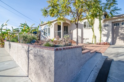 Norma Heights, Normal Heights Single Family Home For Sale: 3616 Collier Ave