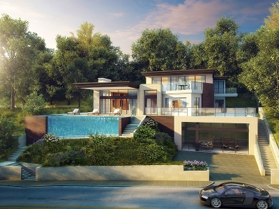 La Jolla Single Family Home For Sale: 6545 El Camino Del Teatro