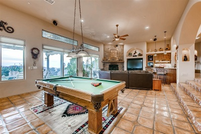 Single Family Home For Sale: 10143 Circle P Ln