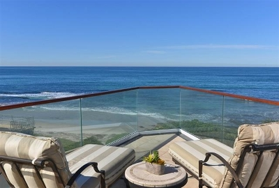 La Jolla Single Family Home For Sale: 7116 Vista Del Mar
